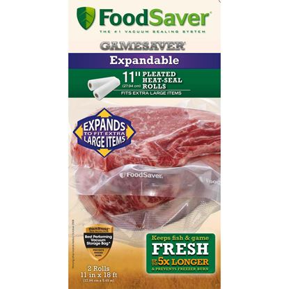 Picture of FoodSaver GameSaver Bag Rolls
