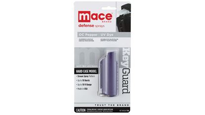 Picture of Mace Brand Hardcase W/Keyring Purple