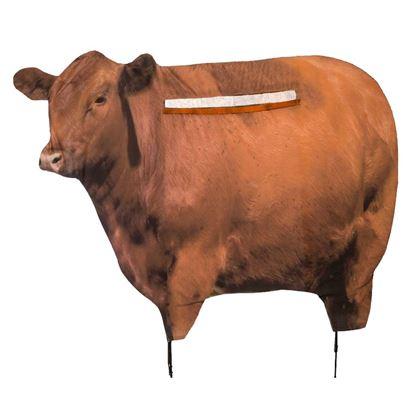 Picture of Montana Decoy Big Red Moo Cow