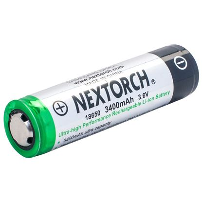 Picture of Nextorch Rechargeable Battery