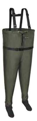 Picture of ALL TWO PLY BOOTFOOT WADER 9