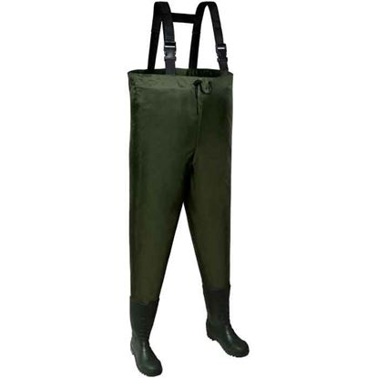 Picture of ALL TWO PLY BOOTFOOT WADER 10