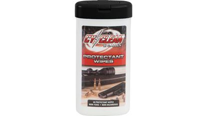 Picture of Allen Protectant/Lube Wipes 60 Ct