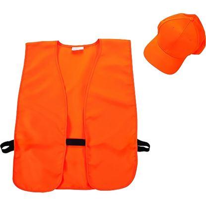 Picture of Allen Hat & Vest Combo