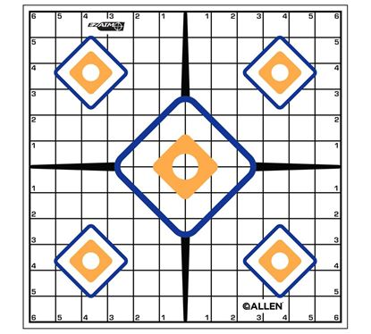 Picture of ALL EZ AIM SIGHT GRID 12PK