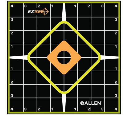 Picture of ALL EZ SEE GRID TARGET 6PK