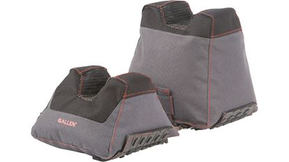 Picture of ALL SHOOTING BAG FRONT & REAR