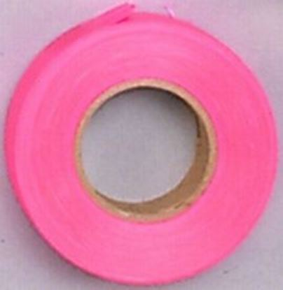 Picture of ALL FLORESCENT FLAGGING TAPE