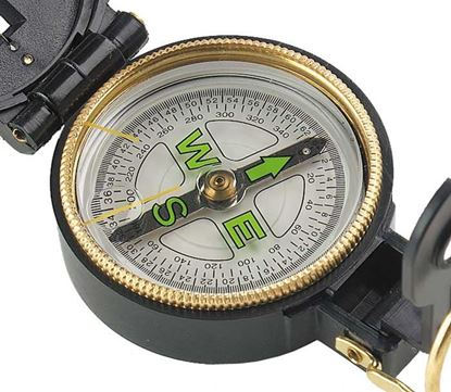 Picture of ALL LENSATIC COMPASS