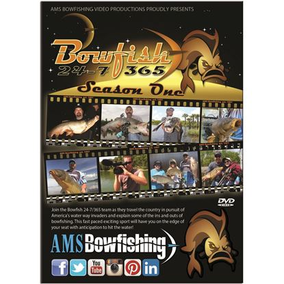 Picture of AMS Bowfish 24/7 365 DVD