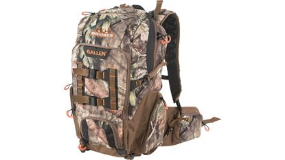 Picture of ALL BRUSIER DAYPACK MOBUC