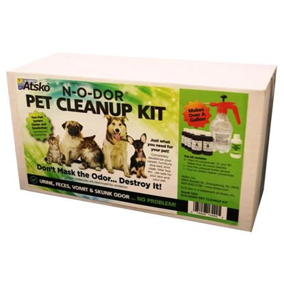 Picture of Atsko N-O-Dor Pet Cleanup Kit