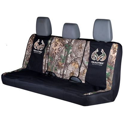 Picture of Realtree Bench Seat Cover