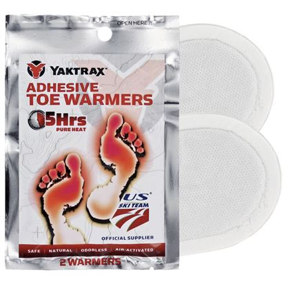 Picture of Yaktrax Adhesive Toe Warmers