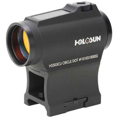 Picture of Holosun Micro Red Dot 20mm