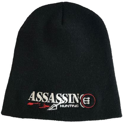 Picture of Assassin Fleece Beenie Bloodtrail