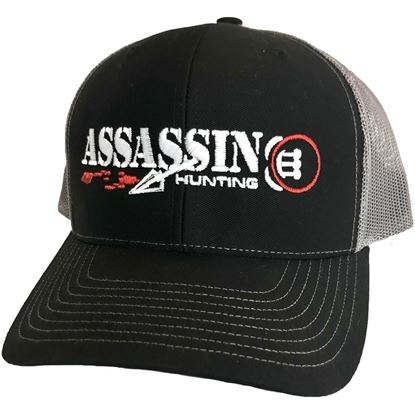 Picture of Assassin Mesh Back Hat Bloodtrail