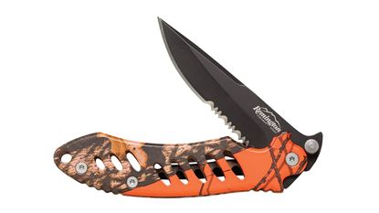 Picture of Bear and Son Remington Fast Medium Camo MOB/Black