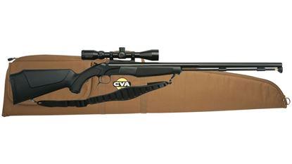Picture of CVA Accura PR Black 50 Cal 3-10X44