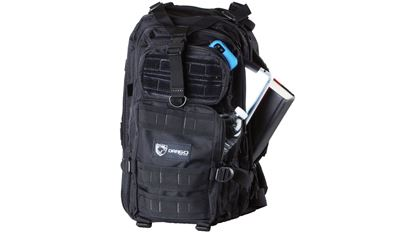 Picture of DGG TRACKER BACK PACK BLK