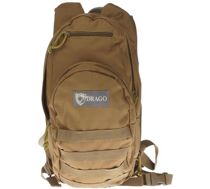 Picture of DGG HYDRATION PACK TAN