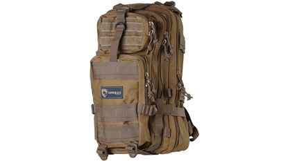 Picture of DGG TRACKER BACKPACK TAN