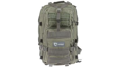 Picture of DGG TRACKER BACKPACK GREEN