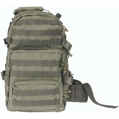Picture of DGG ASSULT BACKPACK GREEN