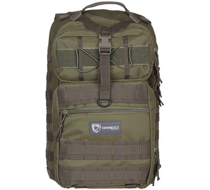 Picture of DGG ATLUS SLING BACKPACK GRN