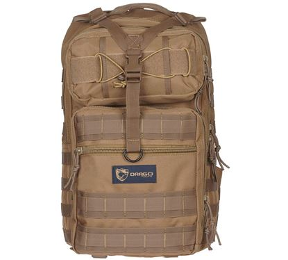 Picture of DGG ATLUS BACKPACK TAN