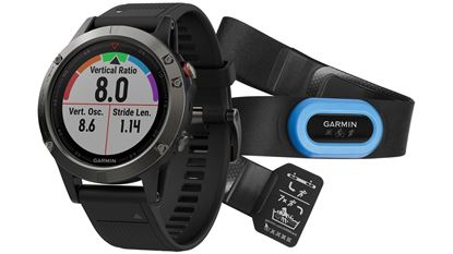 Picture of Garmin Fenix 5 Slate Gray W/Black
