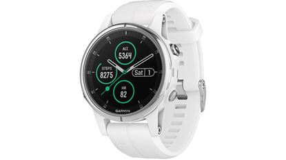 Picture of Garmin Fenix 5S Plus Sapphire White