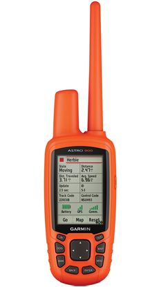 Picture of Garmin Astro 900 Handheld Only