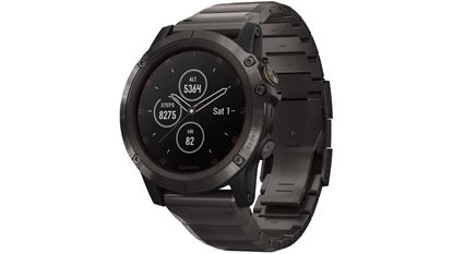 Picture of Garmin Fenix 5X Plus Sapphire Carbine