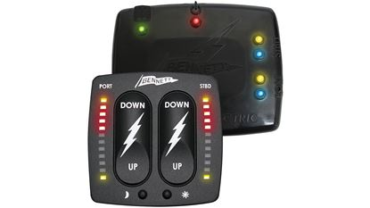 Picture of BENN BOLT CONTROL W/ INDICATIOR