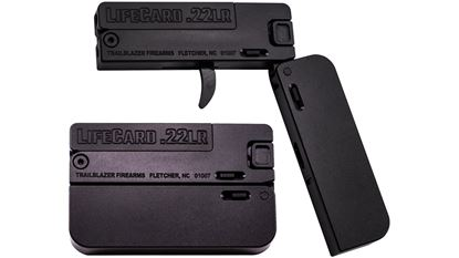 "Picture of Trailblazer Firearms Lifecard 22LR 2.5"" 1 Rd"