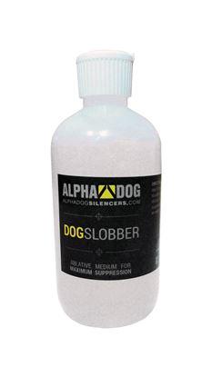 Picture of Alpha Dog Silencer Dog Slobber 4 Oz Bottle