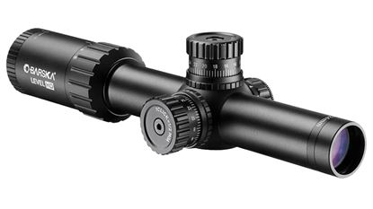Picture of Barska Optics Level HD 1-6X24 FFP IR 30mm