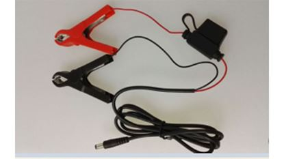 Picture of NAUS 12V POWER ADAPT W/CLIPS
