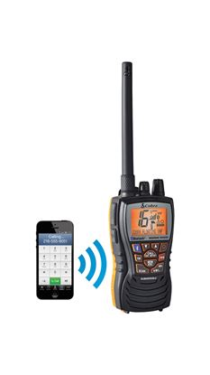 Picture of COBR VHF HH MRHH500FLTBT