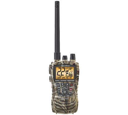 Picture of COBR COBRA MRHH450 CAMO HH VHF