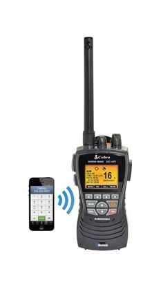 Picture of COBR MR-HH600 HANDHELD VHF BLK