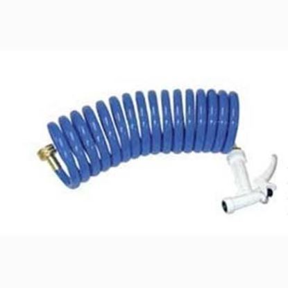 Picture of THMA HOSE WASH DWN 15FT BLUE