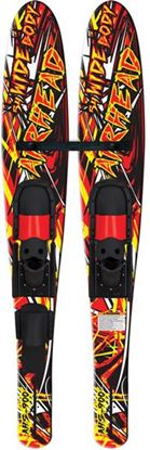 """Picture of KWIK SKIS COMBO WIDE BODY 54"""""""