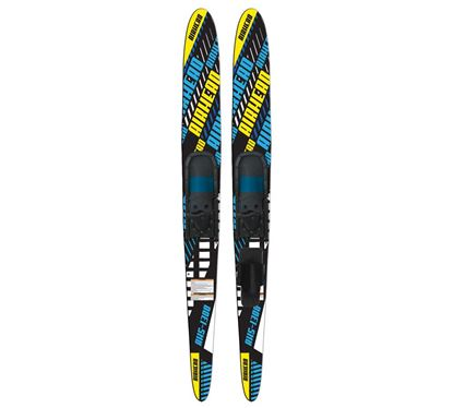 """Picture of KWIK SKIS COMBO 67"""""""