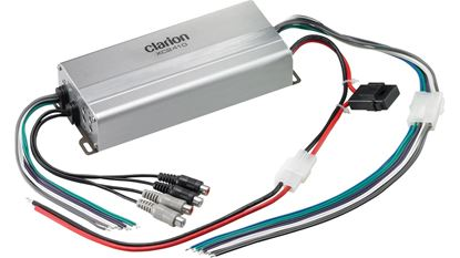 Picture of CLAR MAR AMPLIFIER COMPCT 4-CHN