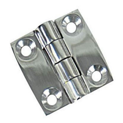 "Picture of SUNC 1.5""X1.5"" HINGE 316 SS HD"