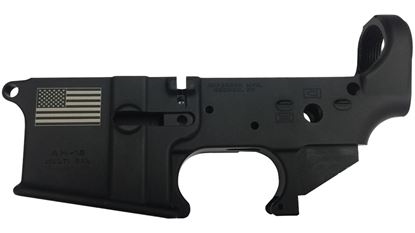 Picture of AND  LOWER AR-15 AM. FLAG 5.56