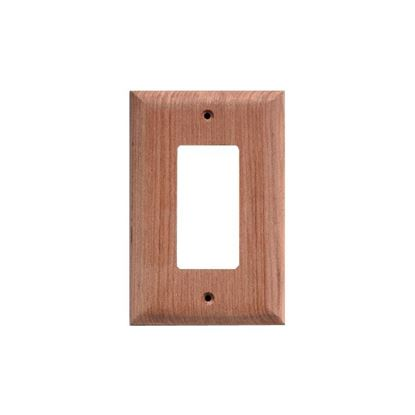 Picture of WHIT TEAK GFI COVER