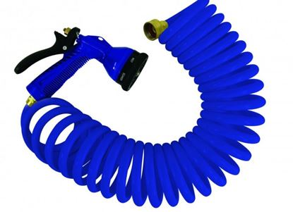 Picture of WHIT COILED HOSE 15' BLUE